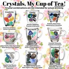 Crystal Guide, Crystal Shop, Crystals And Gemstones, Stones And Crystals, Wiccan Spell Book, Herbal Magic, Meditation Crystals, Crystal Healing Stones, Crystal Meanings