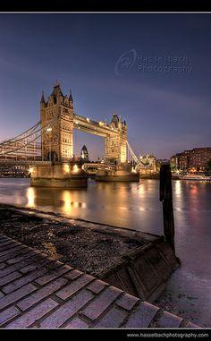 Tower Bridge ~ London ~ England