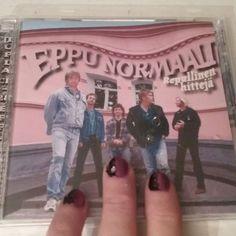 EPPU NORMAALI, Repullinen Hittejä albumi v. 1996 SUOMALAISTA MUSIIKKI HISTORAA, 2. MYYDYIN albumi Suomessa. POP-ROCK yhtye, vm. 1976 ja KEIKAT jatkuvat edelleen. 40 VUOTIS JUHLA KEIKAT 2016, ELOKUVA; EPUT, kirja... mINUN KOTIKIRJSTOSSA& Olen nähnyt LIVENÄ. Hymy @eppunormaali.fi #musiikki #historiaa #pop #rock #poprock #albumi #klassikko #tyyli #blogi ☺⌚❤