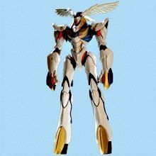 Collectible Trading Card Counters - Bandai RAHXEPHON HG *** Want additional info? Click on the image.