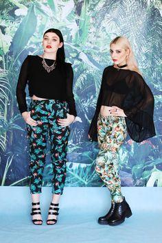 Ohydnie stylowe królowe blogosfery x Siostry Ohydki EXAMPLE.PL