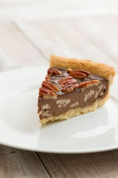 No Sugar! Low-Carb Chocolate Pecan Pie #glutenfree #grainfree #lowcarb #keto Pecan Pie Filling, Low Carb Pecan Pie Recipe, Sugar Free Pecan Pie, Paleo Pecan Pie, Pecan Pies, Pecan Recipes, Sin Gluten, Low Carb Keto, No Carb Diets