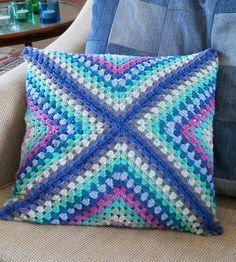 stinehoelgaard: My crochet project is finished ...