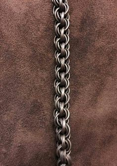 Hannibal King #Chainmaille Mobius 2 Jens Pind