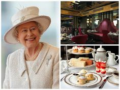 Happy 89th Birthday to our beautiful and gracious Queen! Celebrate with Afternoon Tea!‬ #QueenElizabeth