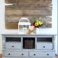 Need to find this dresser to use as a TV console in the man cave...LOVE it!! <3 Sweet Pickins Furniture