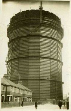 Gasometer, Tennyson Road, Cleethorpes The Old Days, Old Photos, Old Things, Building, Places, Opera, Videos, Old Pictures, Opera House