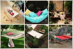 Comfortable hammock for the garden for more visit to click