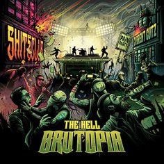 The Hell - Brutopia (2015) | thelastdisaster