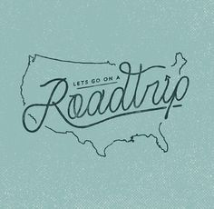 Roadtrip all the way through Canada and the States