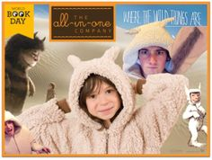 #onesie #where-the-wild-things-are #world-book-day #fun