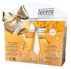 Lavera Honey Moments Gift Set - £17.89 FREE p - http://www.naturesbeauties.co.uk/ourshop/prod_2407565-Lavera-Honey-Moments-Gift-Set.html