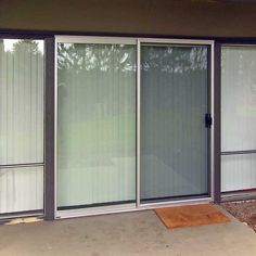Integrity all ultrex sliding patio door integrity windows for Marvin integrity storm doors