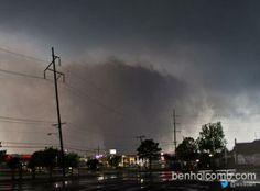 Moore, OK tornado.