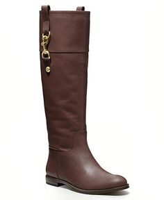 COACH MARTTA BOOT - COACH - Handbags & Accessories - Macy's