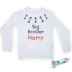 Rock it Tots Big Brother LS T-shirt