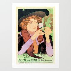 Art Nouveau Expo Salon des Cent Paris