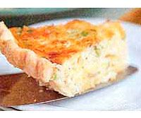 This quiche is loaded with plenty of shrimp, cheese, and crabmeat so it can be eaten at breakfast or even dinner. Creole seasoning gives it a Cajun flavor.