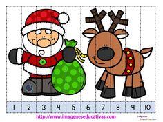 Creative Activities For Kids, Christmas Activities For Kids, Autism Activities, Preschool Christmas, Noel Christmas, Christmas Themes, Christmas Worksheets Kindergarten, Clipart Noel, Christmas Countdown Calendar