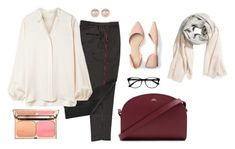 """""""simple"""" by fsclaire on Polyvore featuring The Row, Nordstrom Rack, A.P.C. and EyeBuyDirect.com"""