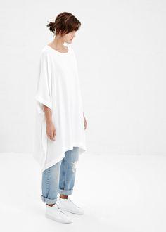 Tienda Ho Austria Tunic in White #totokaelo #tiendaho