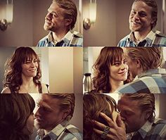 Sons of Anarchy, :( just not gonna be the same, can't wait and am terrified to see what the final season holds.  Jax