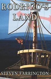 Rodrigo's Land by Steven Farrington - OnlineBookClub.org Book of the Day! @OnlineBookClub