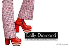 Dolly Diamond Vintage Fashion, 51 Pembridge Road, Notting Hill Gate