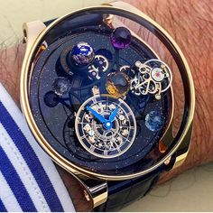 REPOST!!! @jacobandco Astronomia Solar @equationdutemps Photo Credit: Instagram ID @watchmania