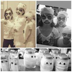 Mummy party Halloween Face Makeup, Birthday Parties, Party, Anniversary Parties, Birthday Celebrations, Parties, Birthdays