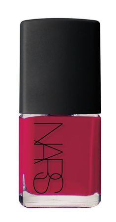 @NARS Cosmetics Nail Polish in Follow Me ($19) Click to see the entire Nars x Guy Bourdin Holiday collection!