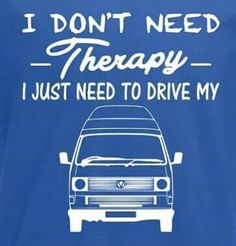 VW T3 therapy