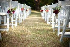 Buiten bruiloft