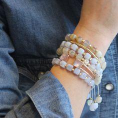 Rose Jewelry, Jewellery, Lola Rose, Beaded Bracelets, Beads, Metal, Cuffs, Boutique, Stone