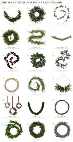 Our Favorite Artificial Christmas Trees & Garland, Ornaments, Tree Skirts & Toppers Office Christmas, Christmas Makes, Christmas Home, Handmade Christmas, Christmas Holidays, White Christmas, Country Christmas, Christmas Christmas, Christmas Tree Garland
