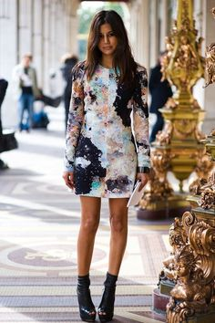 Scent of Obsession - Fashion Blogger daily style, travels and style tips : Fashion week - Street Style