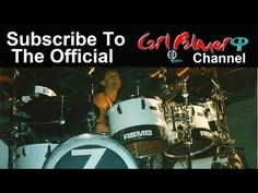 Carl Palmer welcomes everyone to YESTIVAL! - YouTube