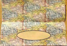 map Dl insert by Joyce Watson