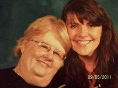 Deb's Ya Gotta Love Her Page---Amanda and I