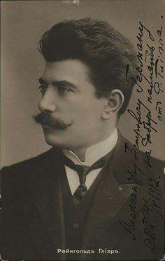 Reinhold Moritsevitch Glière. (1875 - 1956)