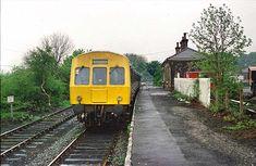 Disused Stations, Train Stations, British Rail, Diesel Locomotive, Trains, Britain, Electric, Blue, Image