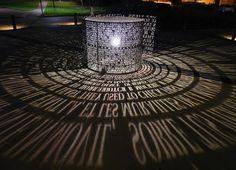 Image result for light sculpture