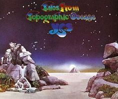 """Released on December 14, 1973, """"Tales from Topographic Oceans"""" is the sixth studio album from Yes, originally presented as a double album with one track on each of the four sides of the LP. TODAY in LA COLLECTION on RVJ >> http://go.rvj.pm/5xs"""