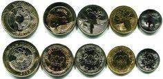 Argentine peso = moneda
