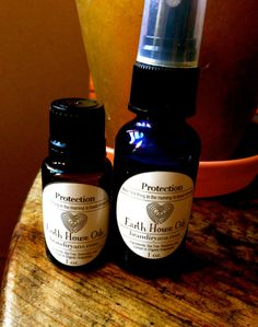 Protection A blend of Rosemary Tea Tree and by EarthHouseOils, $12.00