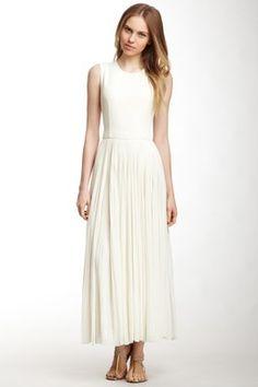 Chloe Open Back Maxi Dress