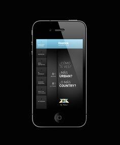 Reebok Sport Club Site   Diseño del nuevo Website de RSC.  Los textos y fotos pertenecen a una primera propuesta creativa.