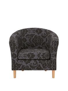 Josie Printed Fabric Tub Chair | very.co.uk