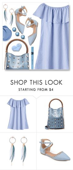 """""""Kiss me !"""" by simona-altobelli ❤ liked on Polyvore featuring Journee Collection and COOLA Suncare"""