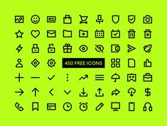 Free Edge icons by Craftwork Garage Design, We Remember, Ui Kit, Line Icon, Icon Design, Design Projects, Free, Icons, Periodic Table